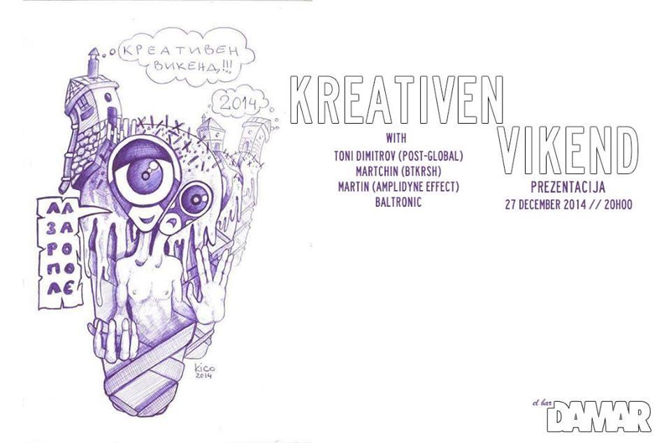 Kreativen Vikend DJ Set
