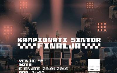 Kampionati Sintor Finalja – 28th January 2016