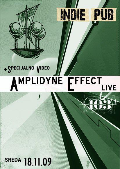 Amplidyne Effect - Indie Pub - 2009