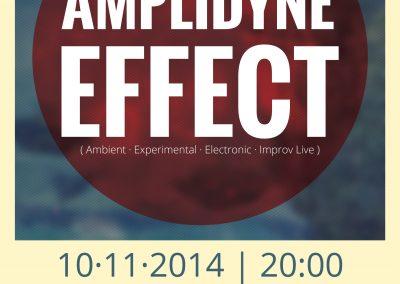 Amplidyne Effect KULA - Skopje 2014