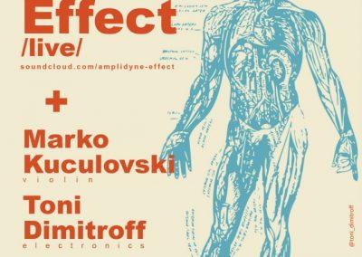 Amplidyne Effect - Menada - Sound of Architecture 2013