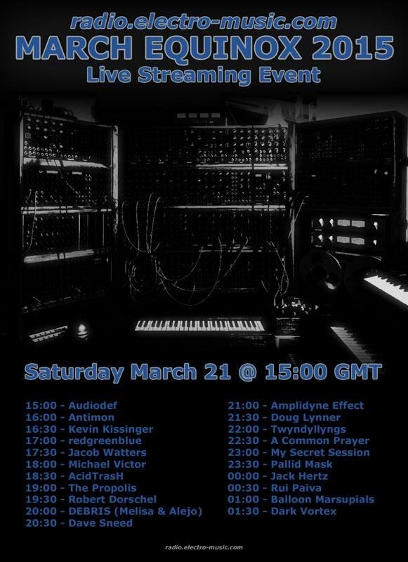 March Equinox  2015 electro-music.com