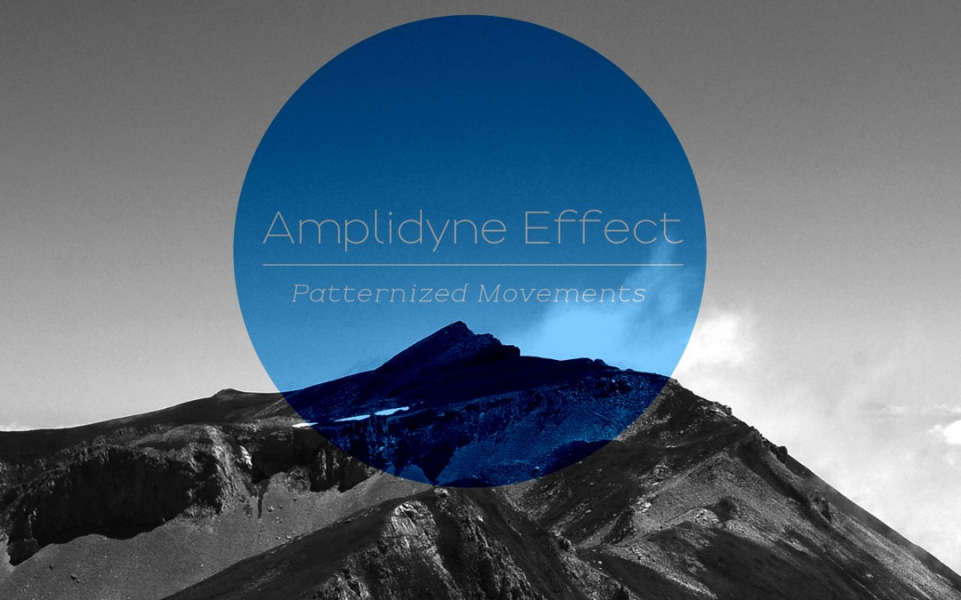 Amplidyne Effect – Patternized Movement (local003 / postglobal / EP)