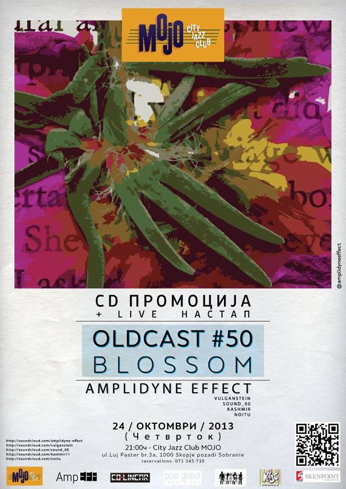 Poster City Jazz Club Mojo