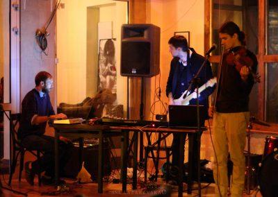 Amplidyne Effect - Mojo Jazz Club