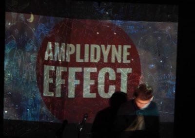 Amplidyne Effect at Kula