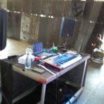 Amplidyne Effect at Pohoda 2016 Setup