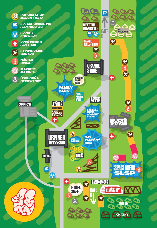 Orientation Map https://www.pohodafestival.sk/en/orientation-map