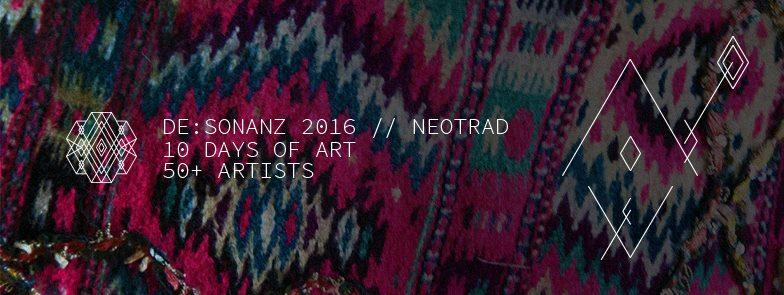 De:sonanz Festival 2016 // Neo:Trad
