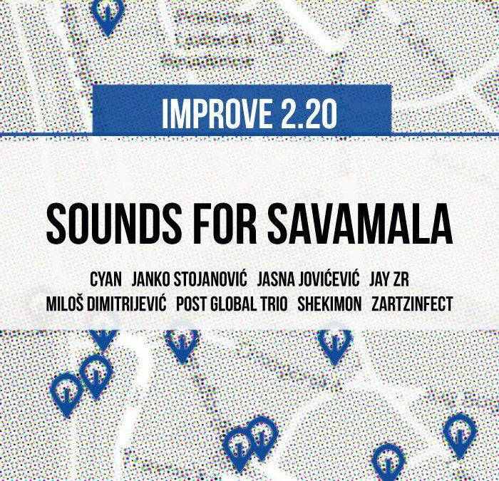 ImprovE 2.20 Sounds for Savamala