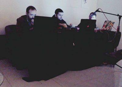 Post Global Trio @ Wonderlust
