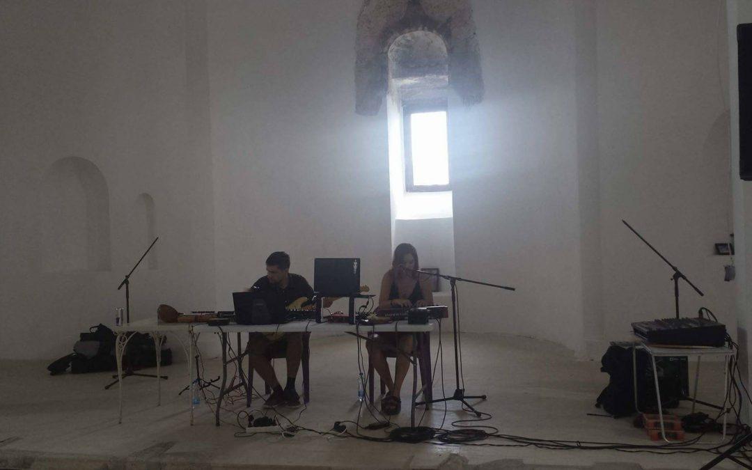 Vedis & Amplidyne Effect – Live @ DFestival (Church Stage) 2017