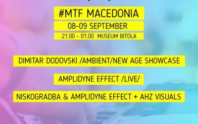 Amplidyne Effect @ Music Tech Fest Macedonia (8th September 2018)